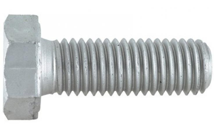 ISO 4017 • pevn.tř. 8.8 • mikrolamelový zinkový povlak