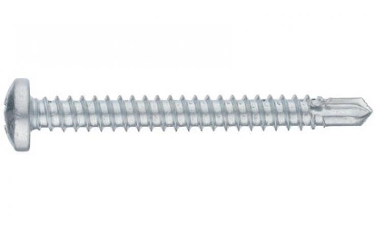 DIN 7504-N, ocel, pozink