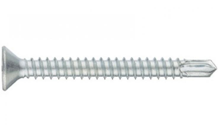 DIN 7504-P, ocel, pozink