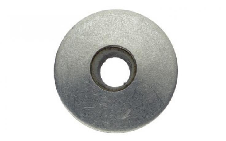 Podložky neoprénové těsnící 19 mm pro sebsy 6,3 mm, ocel pozink
