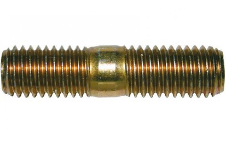 DIN 835 • pevn.tř. 5.8 • žlutý zinek