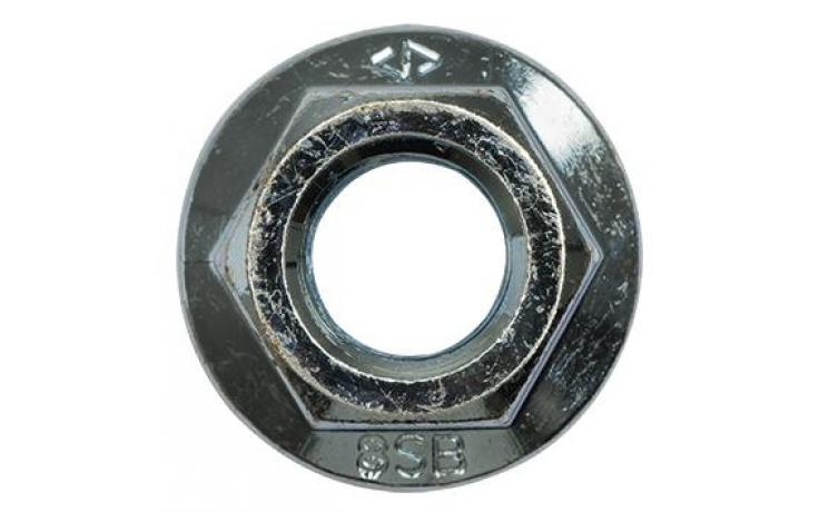 EN 15048 • EN 1661 • ozubení pod hlavou • ocel pevn.tř. 8 • pozink • CE-konformní