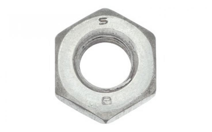 ISO 4032, ocel, pevn.tř. 8, pozink