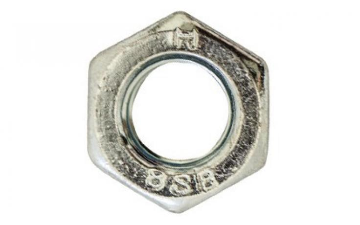 EN 15048 • ISO 4032 • ocel pevn.tř. 8 • pozink • CE konformní