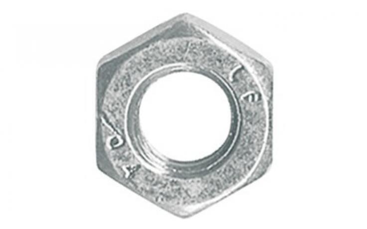 Forma B, ocel, pevn.tř. 4, levý závit, pozink