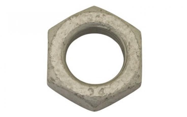 Forma B, ocel, pevn.tř. 04, jemný závit, flZnnc-720h-L