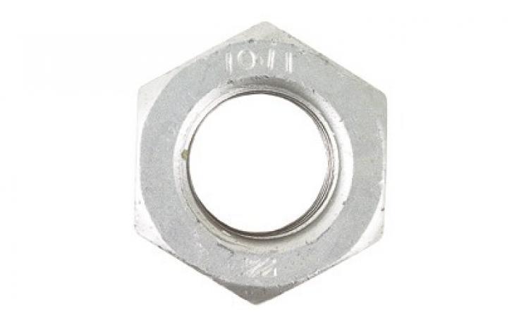 DIN 934 • pevn.tř. pevn.tř. I10I • mikrolamelový zinkový povlak