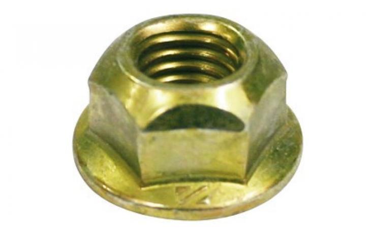Ocel, pevn.tř. 8, žlutý zinek