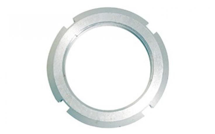 Matice kruhové, ocel, pozink