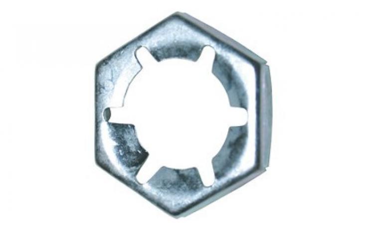 Pružinová ocel tvrzená, jemný závit, pozink