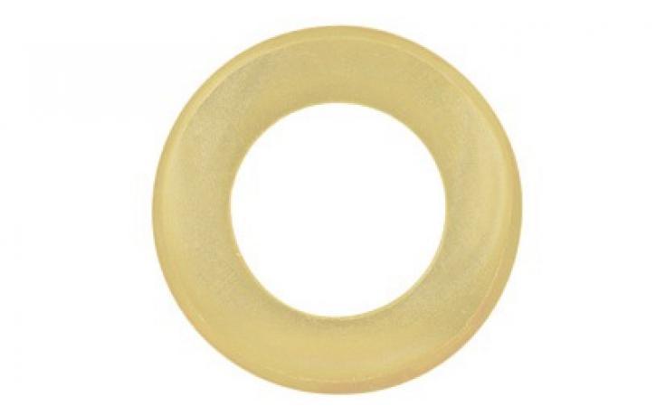 DIN 125 • forma B • ocel 140HV • žlutý pozink