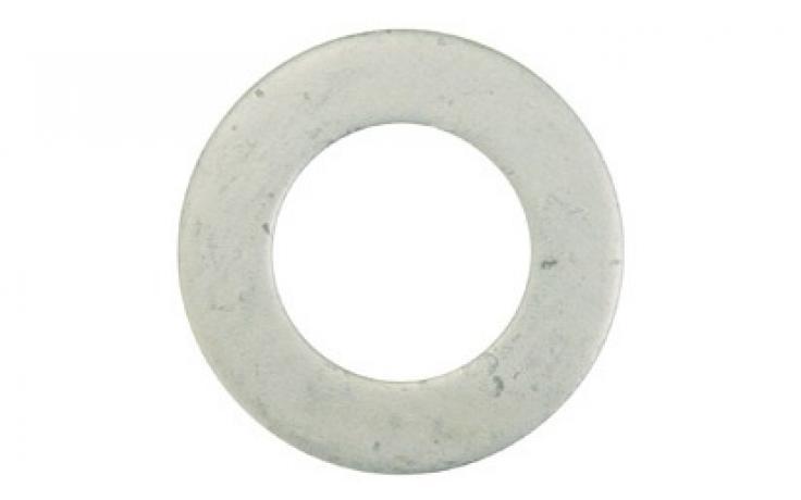 DIN 125 • forma B • ocel 140HV • mikrolamelový zinkový povlak