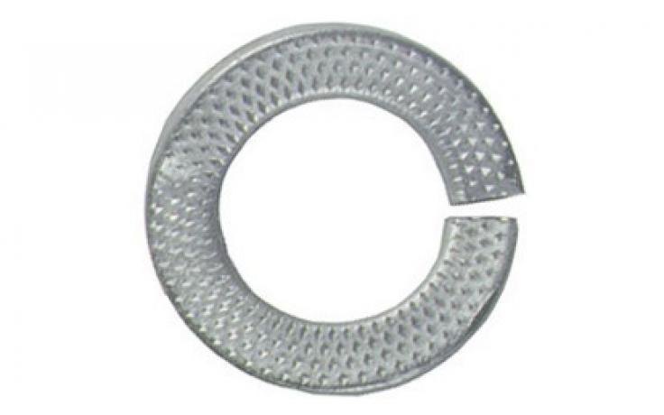 Kroužky rozpěrné pojistné VSKD, nerez A2