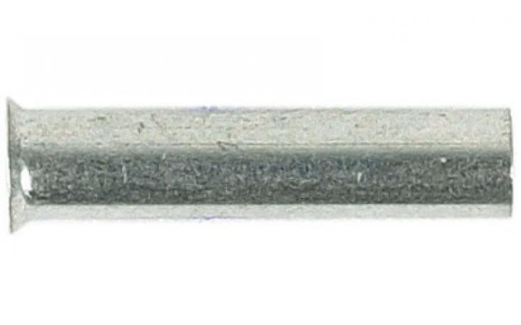 Kabelové koncovky dutinkové, cínované