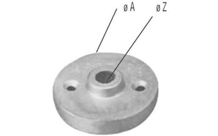 Hmoždinky kruhové klínové B1