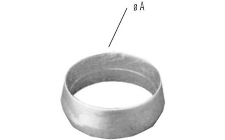 Hmoždinky kruhové klínové A1