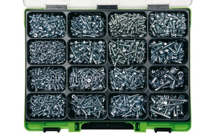 Sortimenty sebsy - samozávrtné šrouby • ~DIN 7504-K/L/N/P
