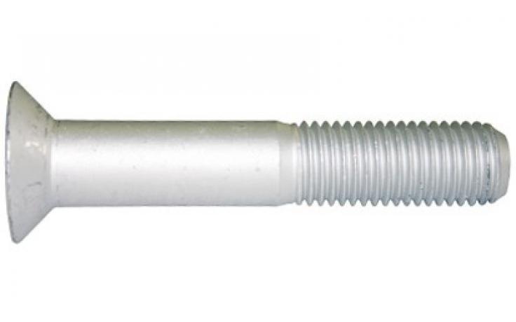 DIN 7991 • pevn.tř. 08.8 • mikrolamelový zinkový povlak