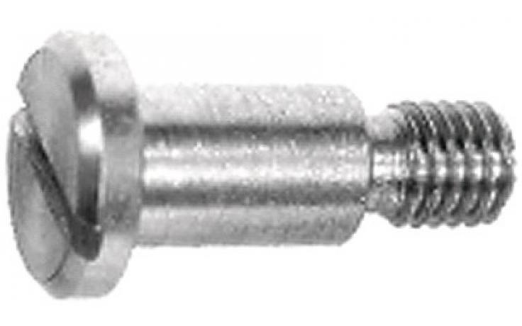 DIN 923 • nerez A1 • průběžná drážka • nákružek
