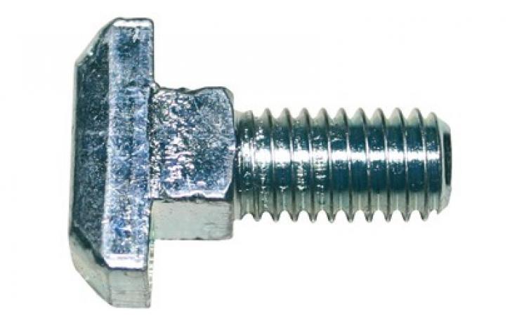 Forma B, ocel, pevn.tř. 8.8, pozink