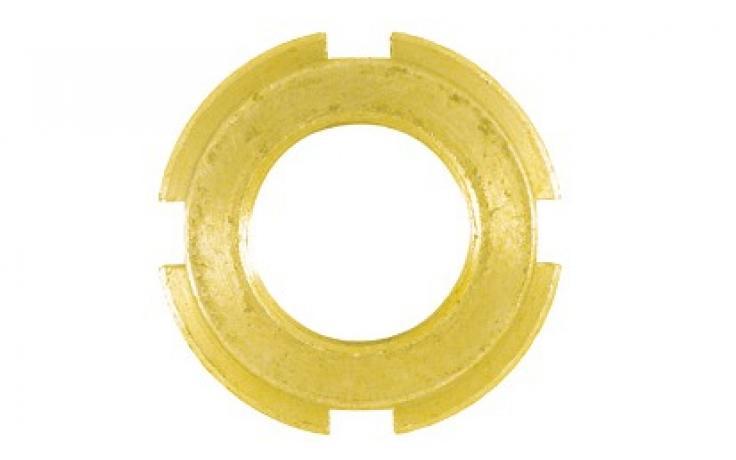 DIN 1804 • forma W • pevn.tř.5 • žlutý zinek