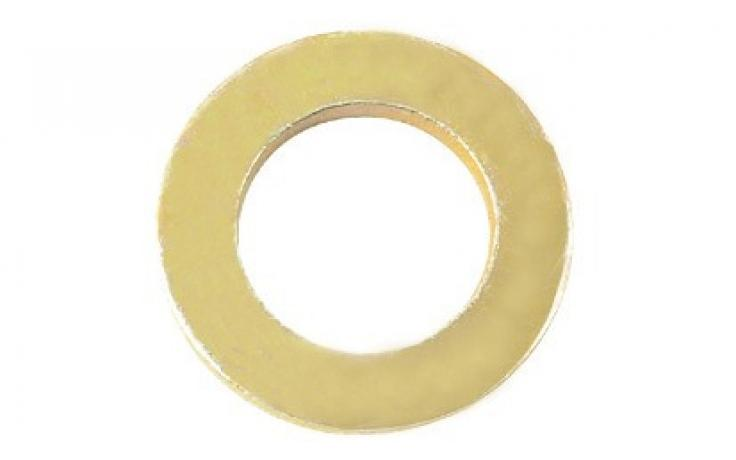 DIN 433 • ocel 140HV • žlutý pozink