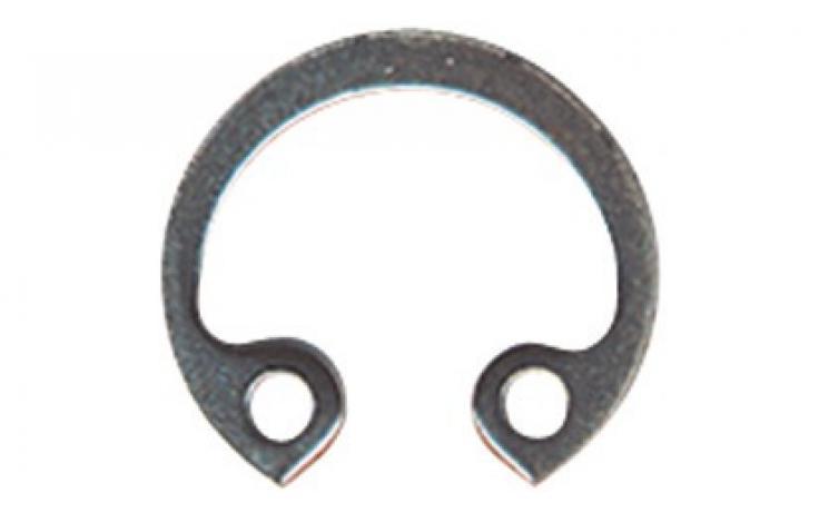 DIN 472, pro otvory, ušlechtilá ocel nerez A2