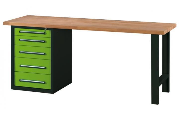 Kombinace pracovních stolů