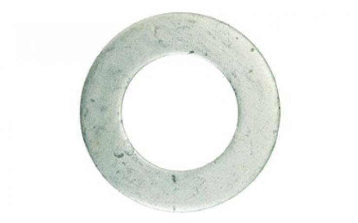 DIN 125 • forma A • ocel 140HV • mikrolamelový zinkový povlak