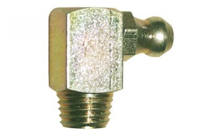 Forma C, 90 stupňů zahnuté, samotvářecí, ocel, žlutý zinek