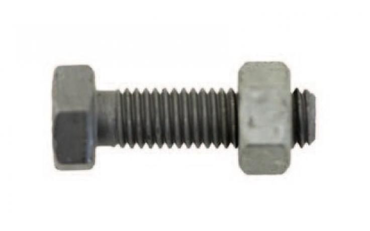 EN 15048 • ISO 4017/4032 • ocel 8.8/8 • žárový zinek • CE konformní