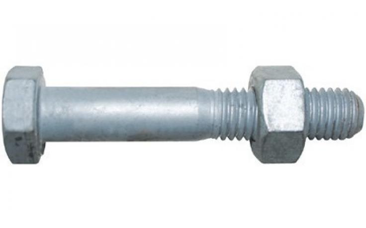 DIN 601 • pevn.tř. 4.6 • žárový zinek