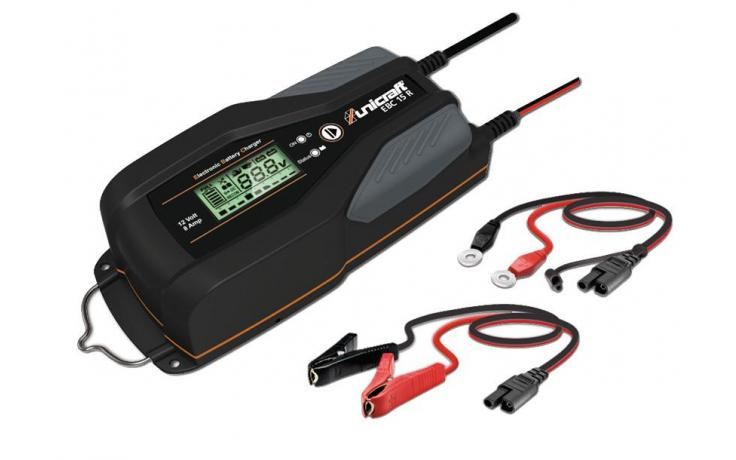 Ladegerät für Batterie EBC 15 R