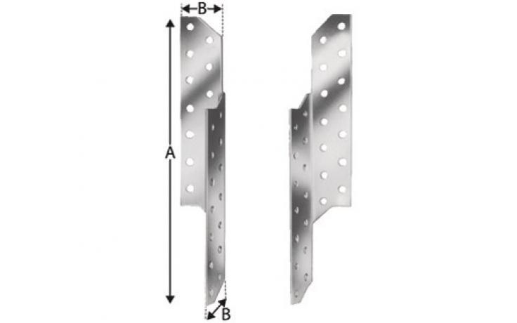 Příčníky -vaznicové kotvy SPF