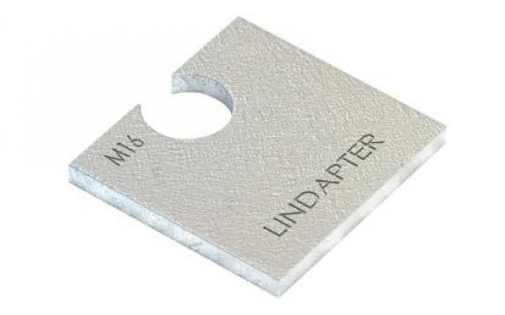 Vyrovnávací kus pro LS • typ LSP2 • nerez ocelová litina 1.4404