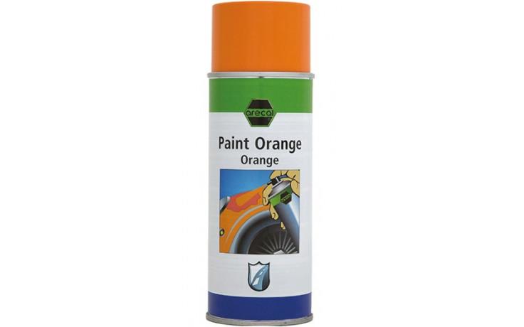 RECA arecal Lack Spray orange 400 ml
