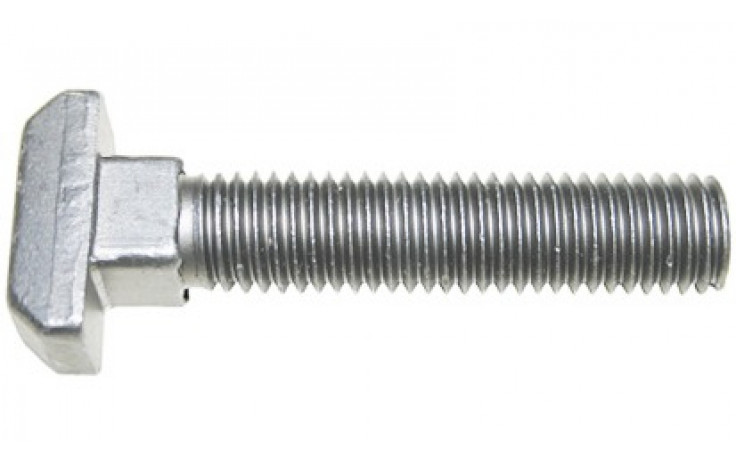 Hammerkopfschrauben M20 x 60 DIN 186 Form B rostfrei A4