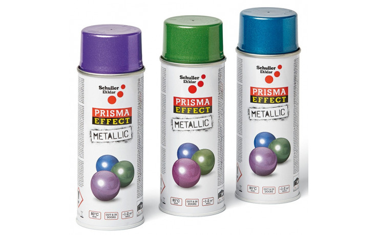 PRISMA COLOR Lack Spray metallic violett 400 ml