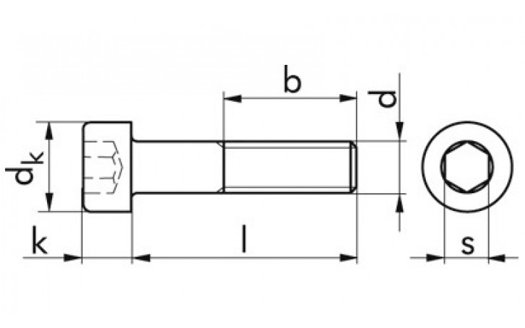 SHR-ZYL-I4762/D912-8.8-A2K-M3X18