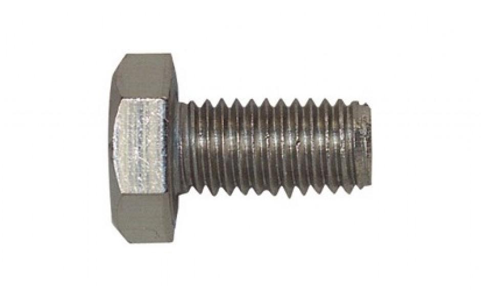 Sechskantschraube ISO 4017 - A2-70 - M4 X 10