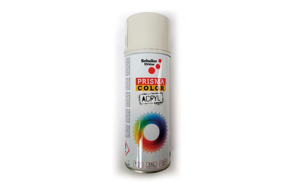 PRISMA COLOR Lack Spray RAL 9006 400 ml