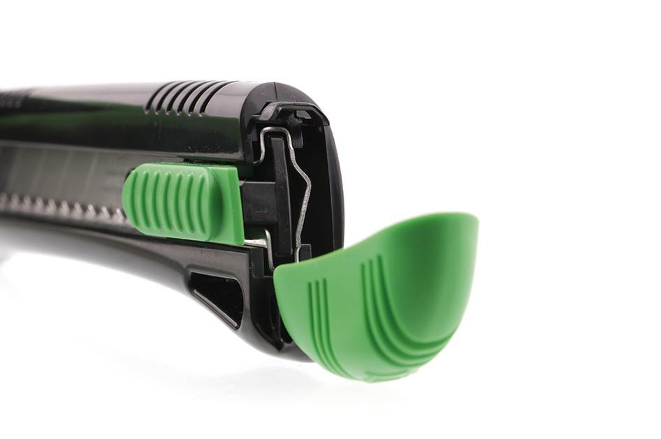 RECA Cuttermesser Inox 18 mm