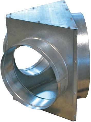 Vorsatzstück EC85 2 x 305 mm