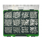 Sortimenty RECA Lock pojistné šrouby a matice 660 dílů