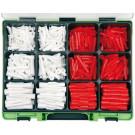 RECA sortimenty Tox-Tri / Trika - hmoždinky, 380 dílů