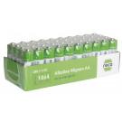 Alkalické tužkové baterie RECA Typ AA 40 ks