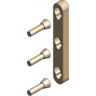 Metallfreie Konusverbindung Set B reduziert (Einzelbett)