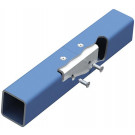 Lindapter® Hollo-Bolt Flush Fit Typ HBFF - ocel - pozink - M8 X 50 - HBFF08-1