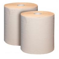 Role čistícího papíru 2 vrstvý, přírodní 36 x 38 cm balení = 30 útržků